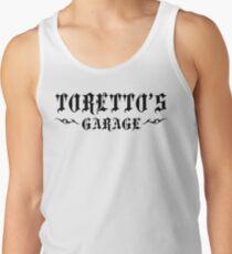 Toretto's Garage Tank Top