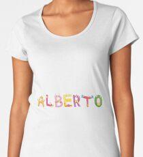 Alberto Women's Premium T-Shirt