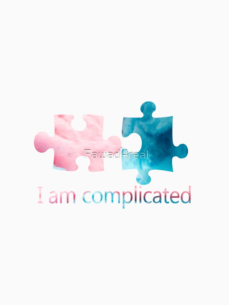 I am complicated  by Fawad4real