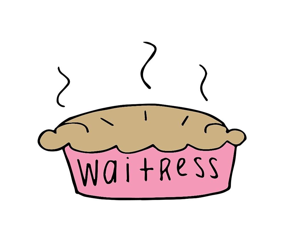 Waitress Pie by meowkenz95