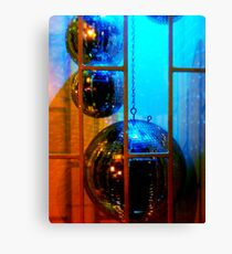 Murder on the dancefloor Canvas Print
