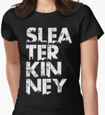 Sleater-Kinney Women's Fitted T-Shirt