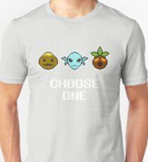 Choose One Mask T-Shirt