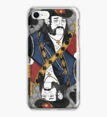 Lemmy - King of Spades - Tribute to Motorhead iPhone Case/Skin