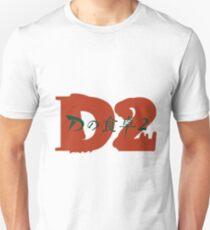 D2 - JPN Cover ver. T-Shirt