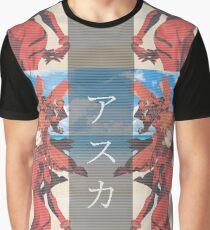 E V Λ W Λ V Ǝ   A S U K A Graphic T-Shirt