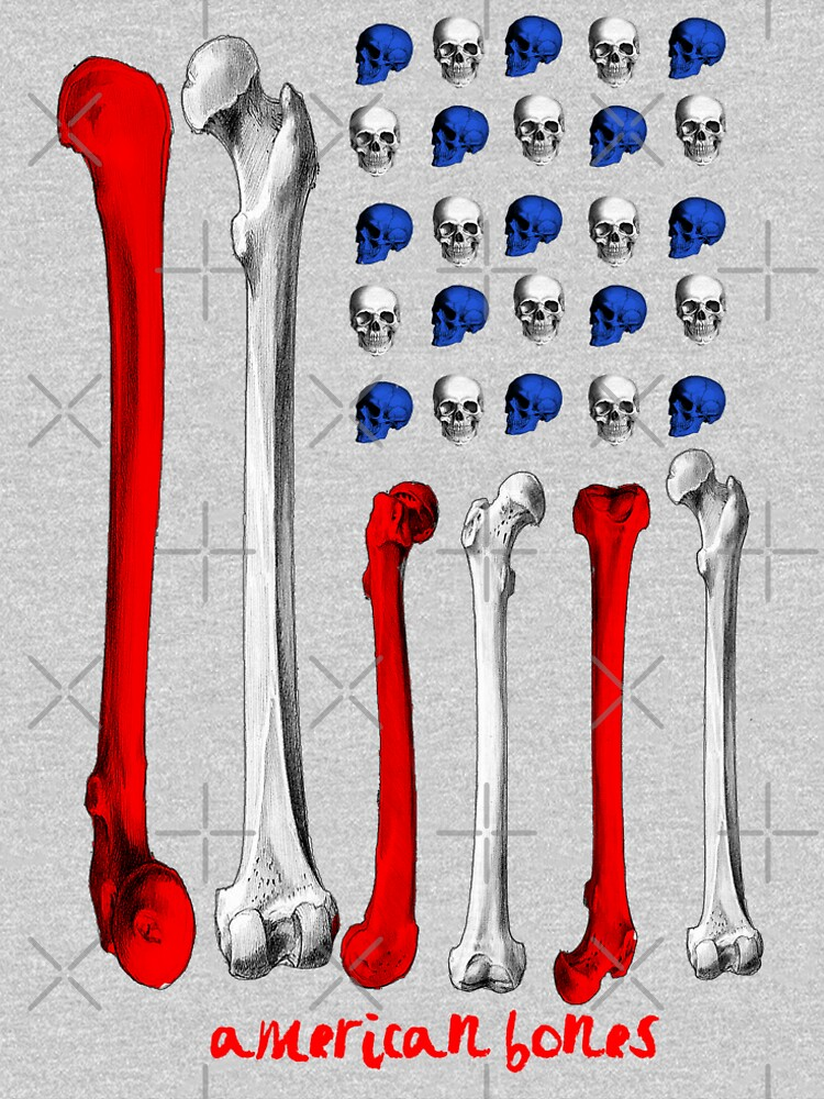 American Bones by LeoZitro