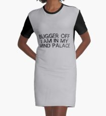 I need to go to my mind palace Graphic T-Shirt Dress