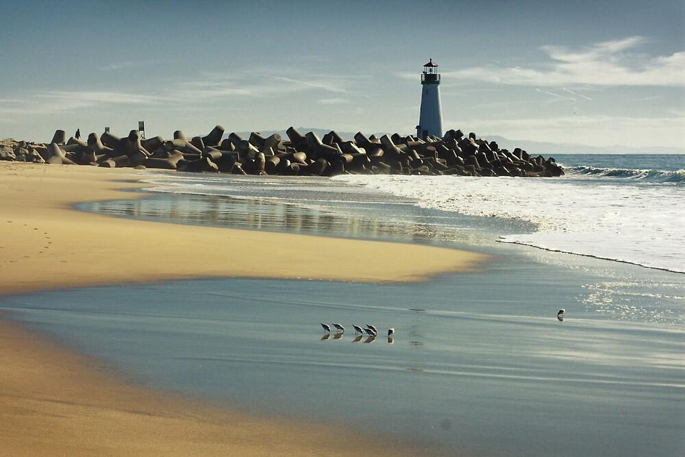 Santa Cruz lighthouse by maximusvibe