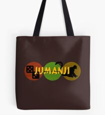 Jumanji Tote Bag
