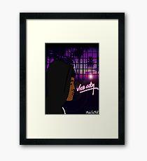 Vice City Prince Framed Print
