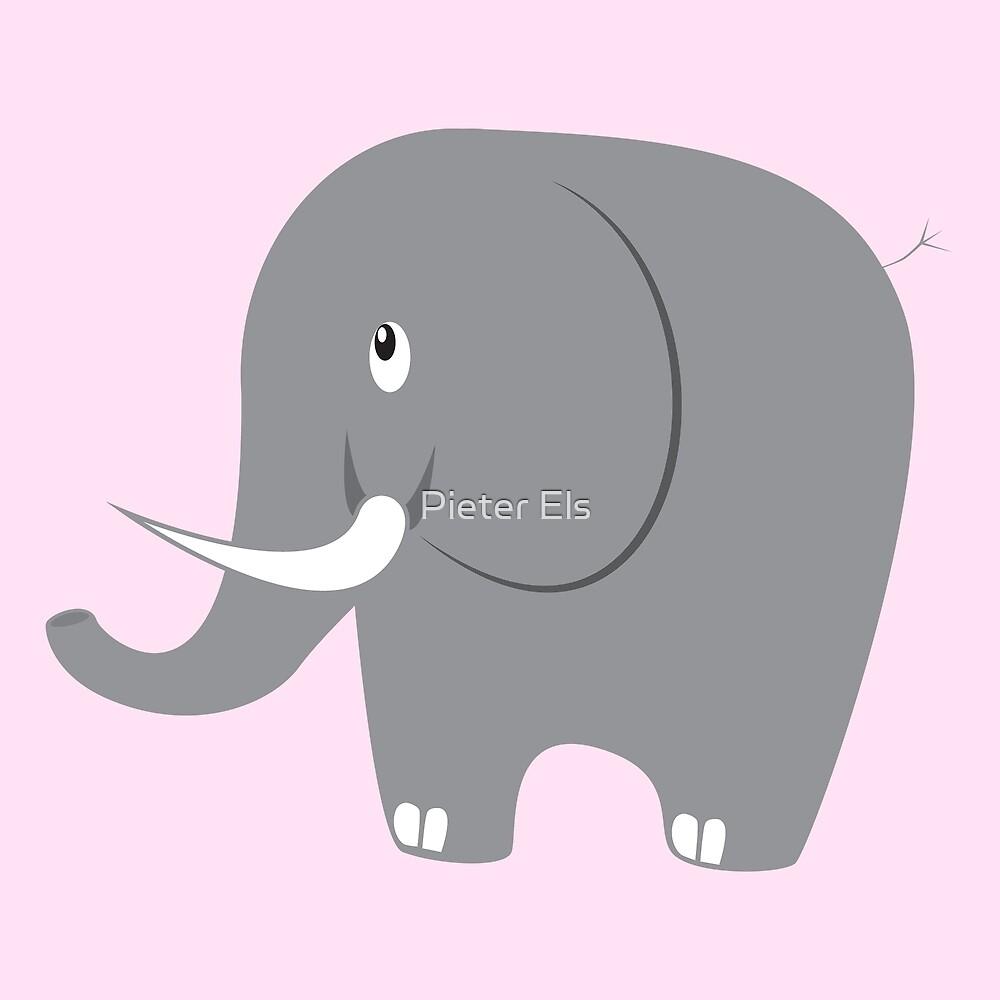 Ella the Elephant by Pieter Els