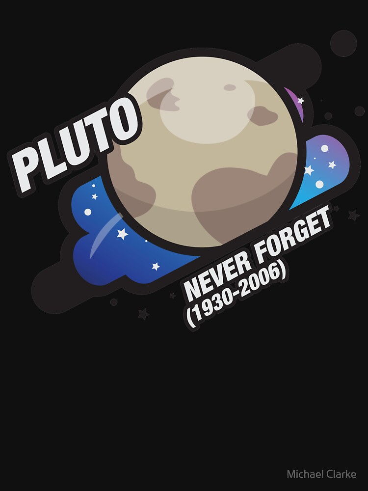 Pluto Never Forget (1930-2006) by Mikeyy109