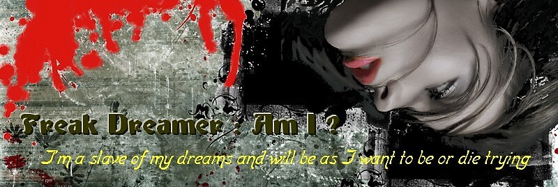 Freak Dreamer (I) by darnia