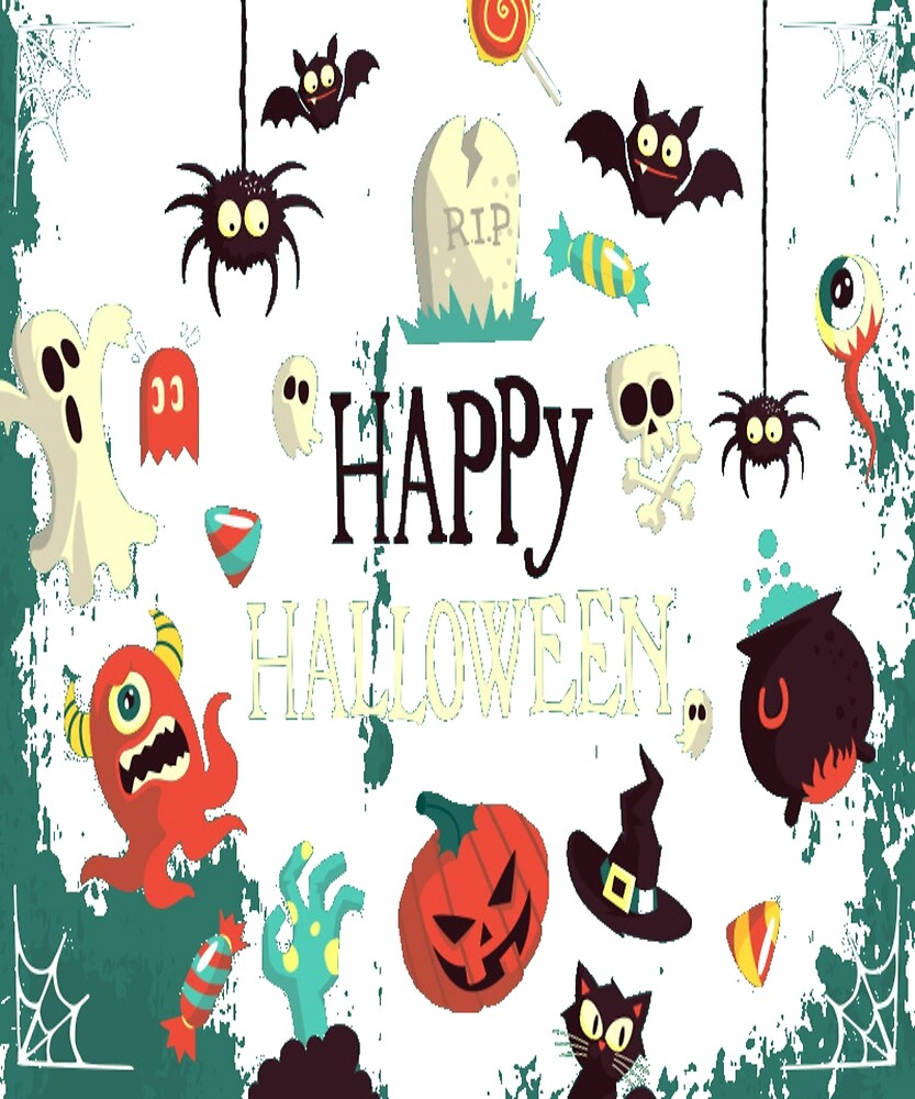 Halloween t shirt by malda16