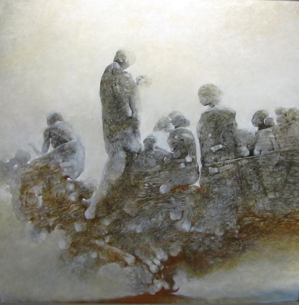 Zdzislaw Beksinski 1 by tyroneslothrop