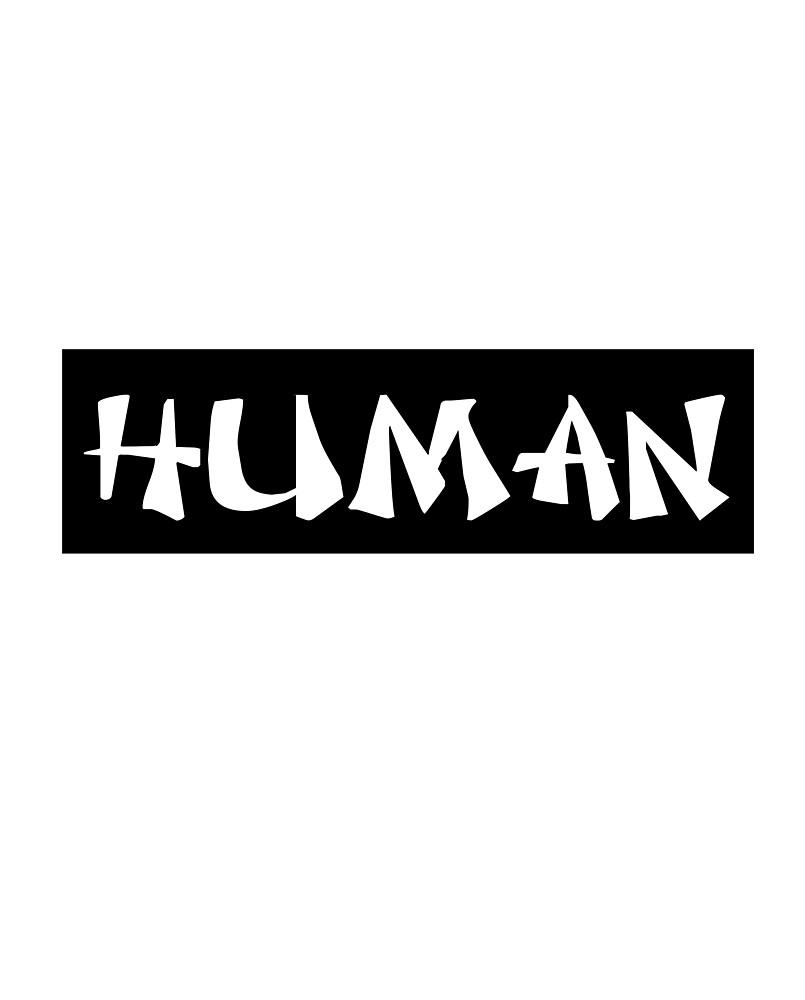 Human Box Logo by HumanClothing