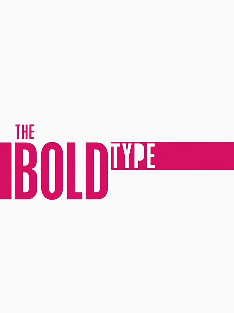 The Bold Type by letitbeglee