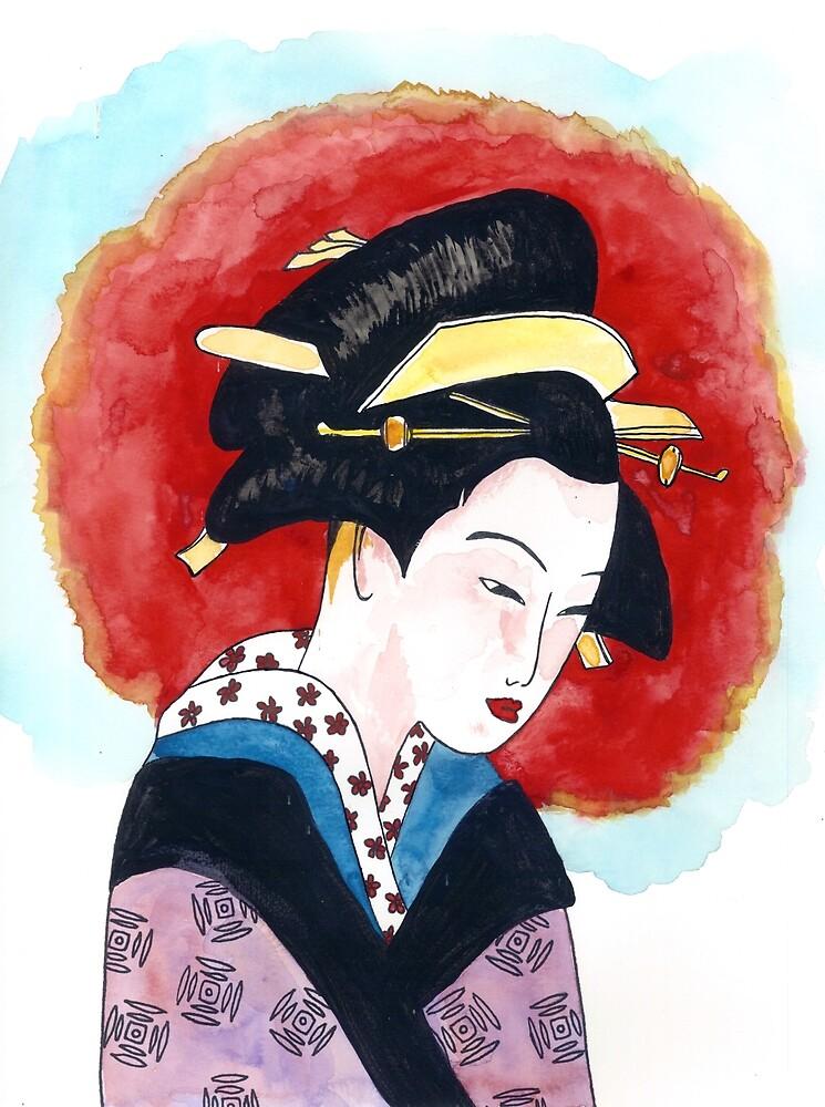 Geisha by baconfactory