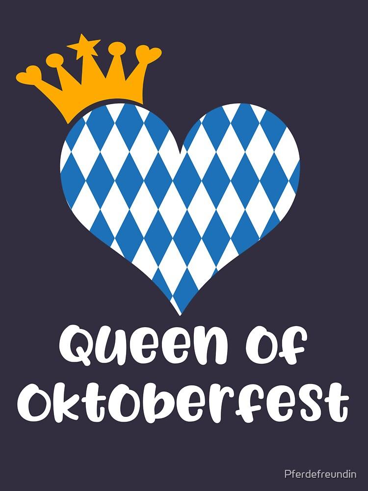 Queen of Oktoberfest by Pferdefreundin