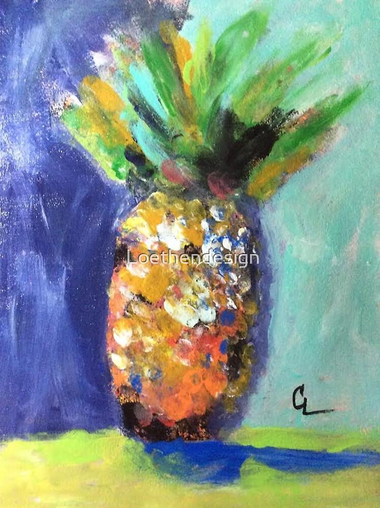 Seaside Fruit by Loethendesign