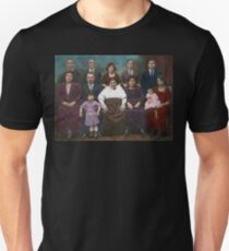 Americana - This is my family 1925 Unisex T-Shirt