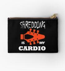 Shredding ist mein Cardio Täschchen