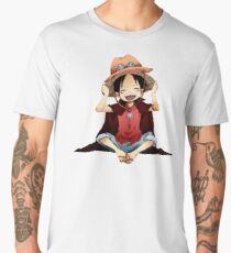 Luffy - One Piece Men's Premium T-Shirt