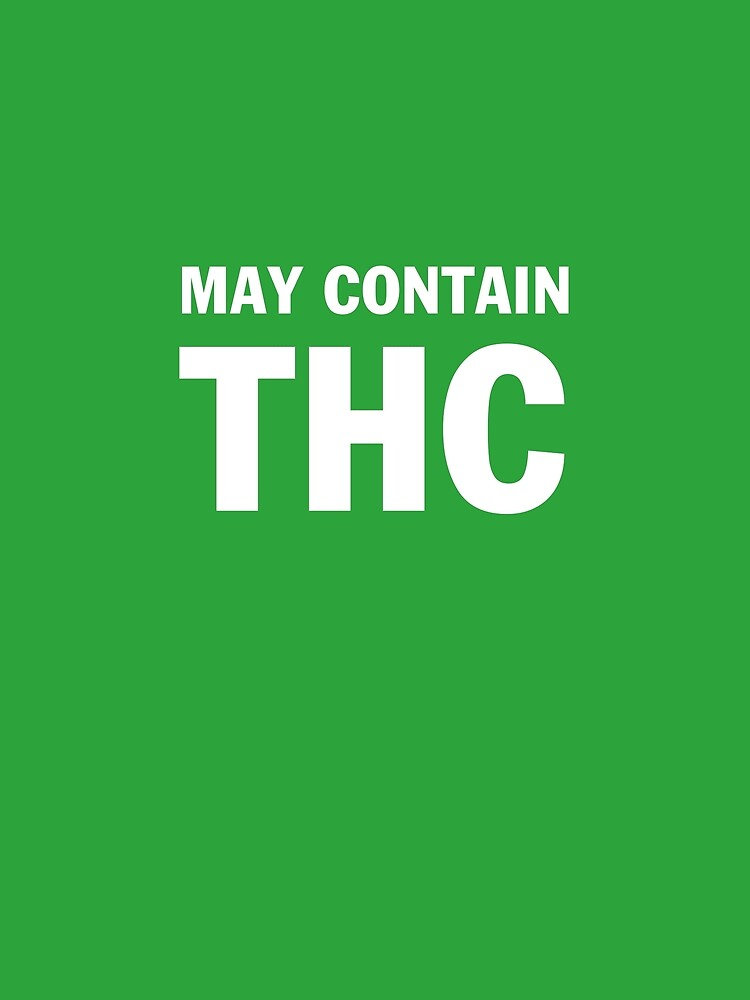 May contain THC by abstractee