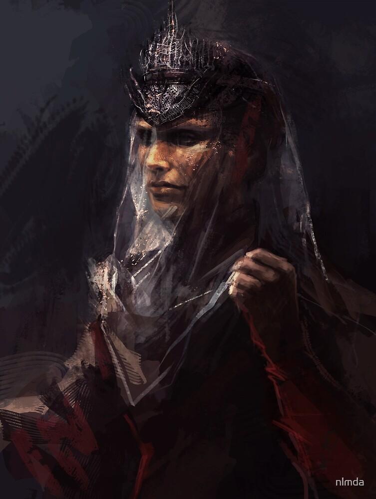 The Veil by nlmda