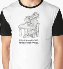 BigFoot!! Graphic T-Shirt