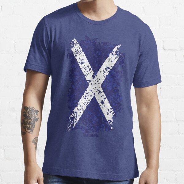 Flag of Scotland Essential T-Shirt