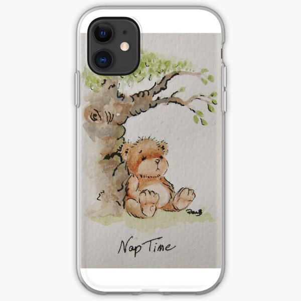 Nap Time iPhone Soft Case