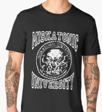 Miskatonic University Men's Premium T-Shirt