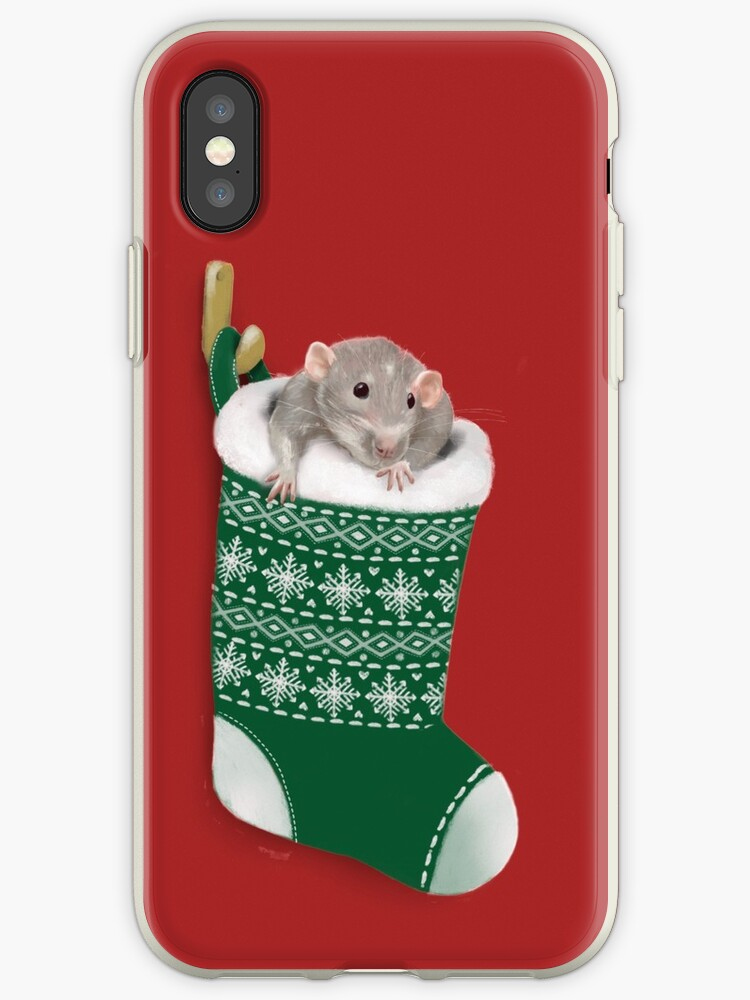 ratty christmas by doodle pip