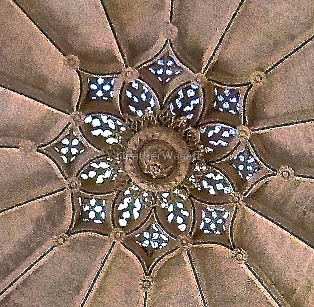 Celestial Ceiling #5 by HeatherWasaff