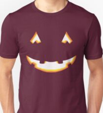 Halloween Pumpkin Unisex T-Shirt