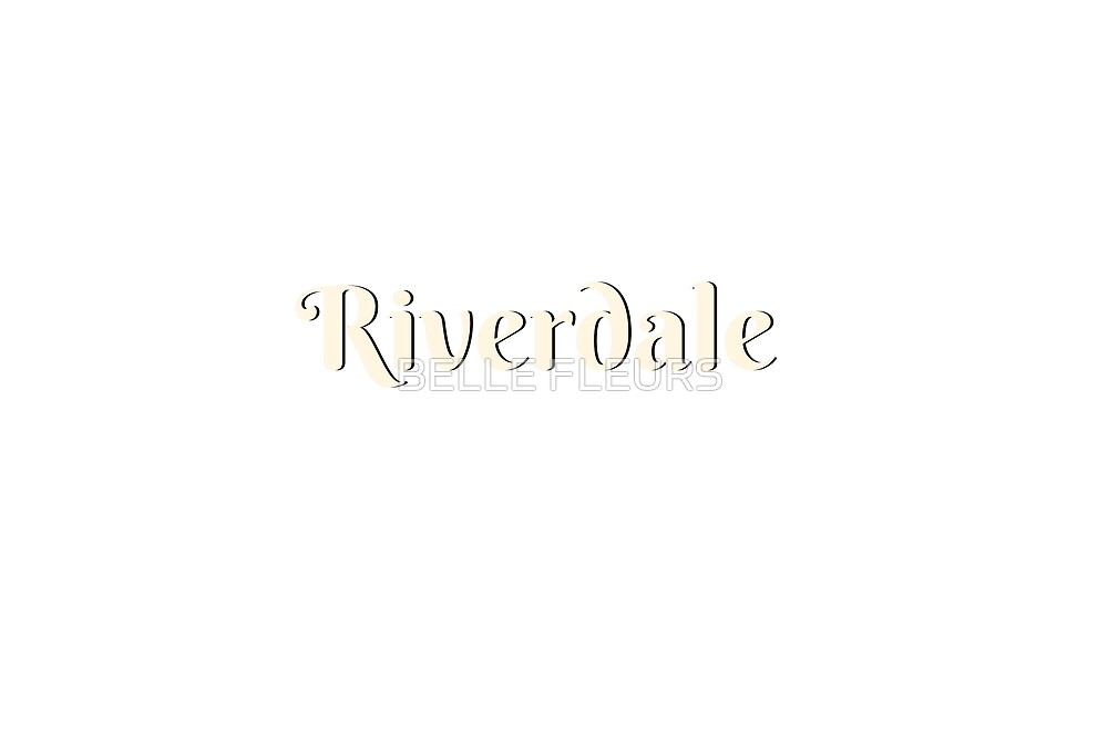 RIVERDALE DESIGN by sophieclare