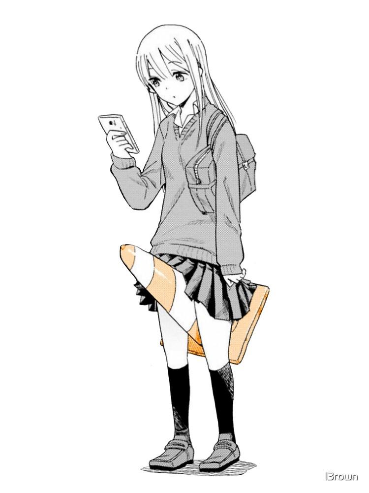 Joshi Kausei (Manga ) by l3rown