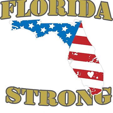 Florida Strong by Ivanslin