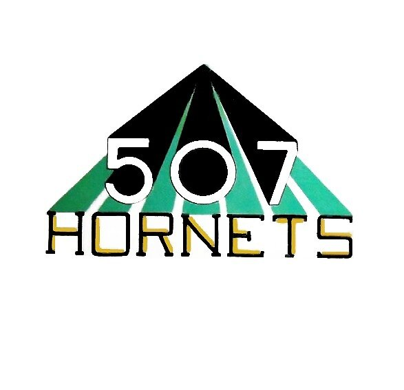 507 Hornets Drum Corps Logo by njbelluso