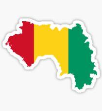 Guinea  Sticker