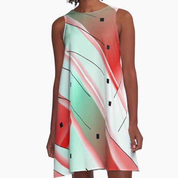 Enchanting A-Line Dress