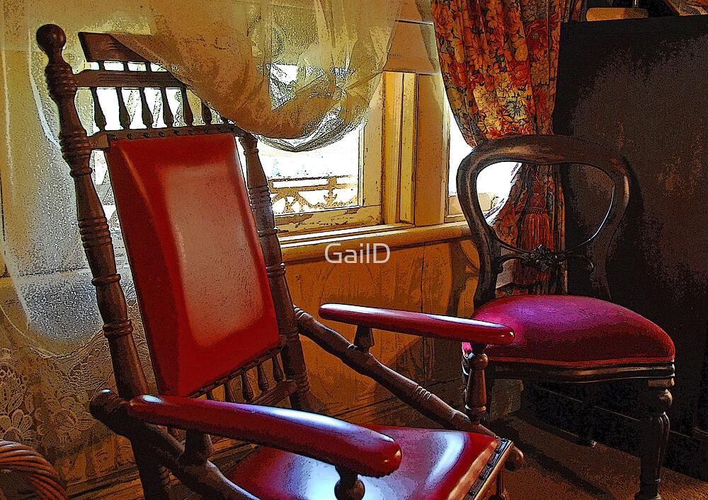 Grandma's Chair by GailD
