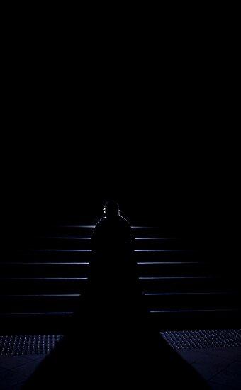 The Dark Knight by Dave Reid