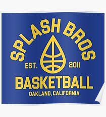 Splash Bros Basketball 2 Poster