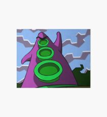 Day of the Tentacle Art Board