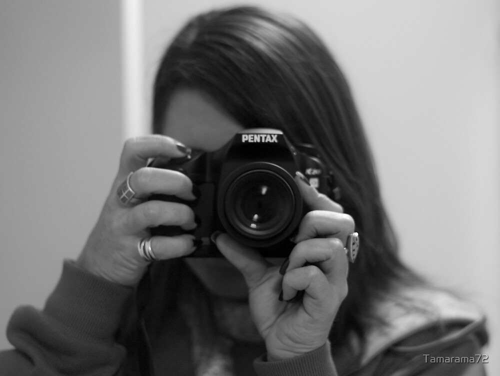 Me and the new K20D ! by Tamarama72