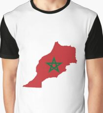 Morocco Graphic T-Shirt