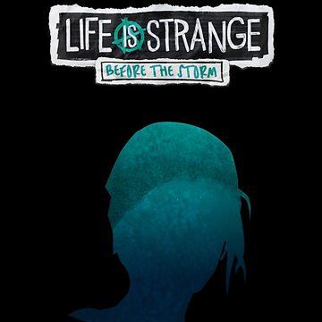 Life is Strange BtS - Chloe by OctopulseRB